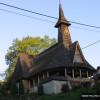 Kościół w Małym Cichym/Szlak Architektury Drewnianej/Wooden Architecture Trail